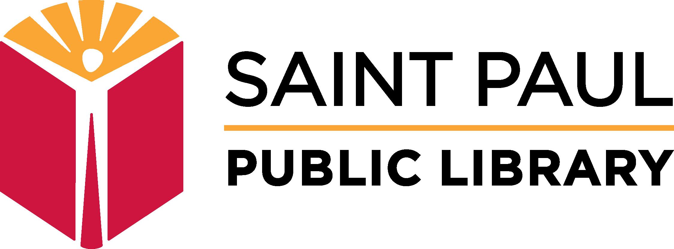 Saint Paul Public Library Logo